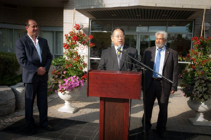 121 Parkway Forest - flag raising (27)