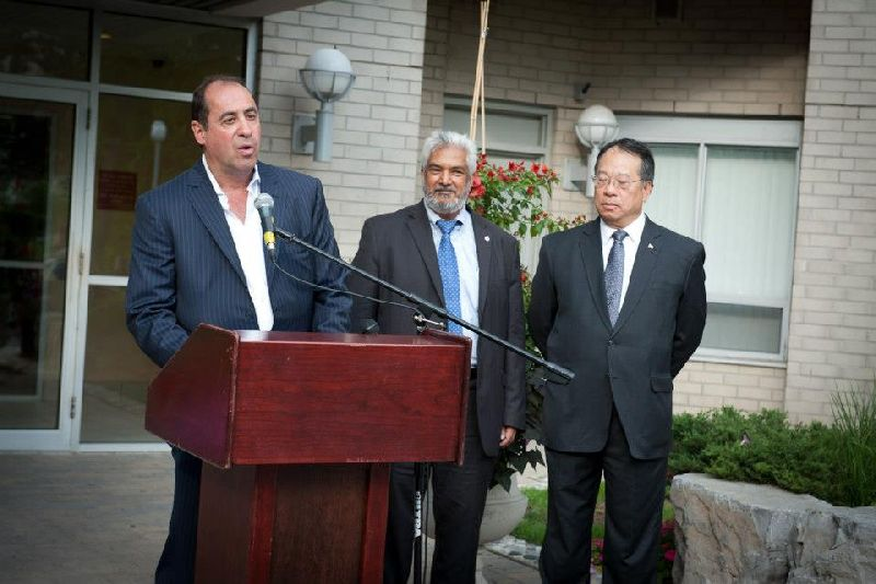121 Parkway Forest - flag raising (33)